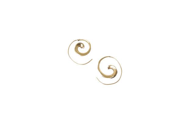 fern earrings kamala kaftan